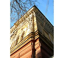 Odessa - Beautiful Building - 3 Photographic Print