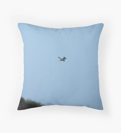 St Bees Prey Throw Pillow