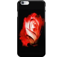 Rose On Fire iPhone Case/Skin
