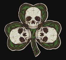 St Patty's Day of the Dead T-Shirt