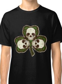 St Patty's Day of the Dead Classic T-Shirt