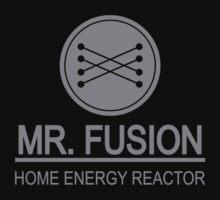 Mr Fusion by trev4000