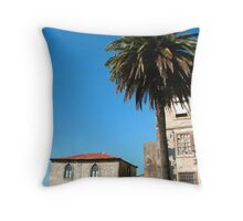 Old Porto Throw Pillow