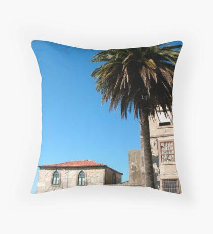 Old Porto Throw Pillow