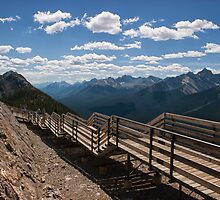 Stairway to Heaven by Kristin Repsher