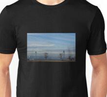 The Verrazano Bridge in Winter Unisex T-Shirt