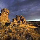 Hat Head Rock by David Haworth