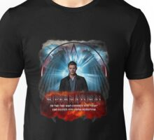 Supernatural I'm the one who gripped you tight and raised you from Perdition Unisex T-Shirt