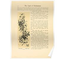 The Land of Enchantment by Arthur Rackham 0038 His Friend Slipped Also Poster