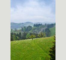 an awesome Switzerland landscape Unisex T-Shirt