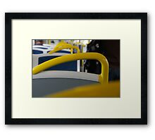 Solve This Puzzle: What Is This Mystery Object Framed Print