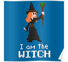 I am the Witch Poster