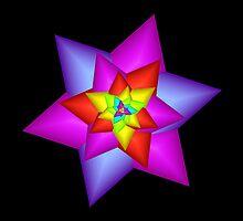 Star Flower by Chazagirl