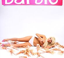 Barbie World by Julia  DiCarlo