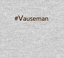 Vauseman Hashtag  Womens Fitted T-Shirt