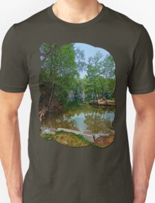 Romantic moments at the lake | waterscape photography T-Shirt