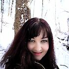 Selfportrait in the snow  by The Creative Minds