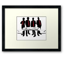 Marianas Trench Framed Print