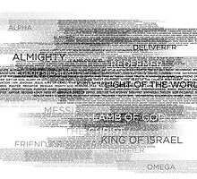 Names of God by Dallas Drotz