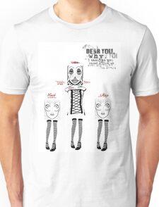 Without Him phase 1 Unisex T-Shirt