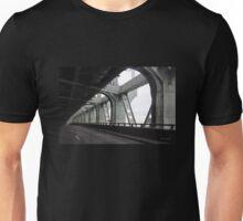 On the Verrazano Bridge Unisex T-Shirt