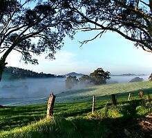 Nairne in the Adelaide Hills by LeeoPhotography