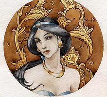 - Jasmine - by Losenko  Mila