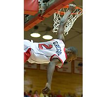 Dunked - Marist College, NY Photographic Print