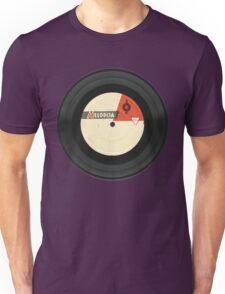 Vintage gramophone  record Unisex T-Shirt