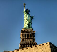 Lady Liberty by Terence Russell
