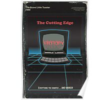 The Cutting Edge Poster