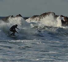 Winter Surfer 2 by imageworld