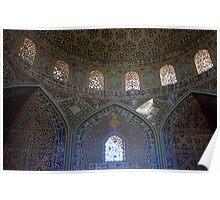 Sheikh Lotfollah Mosque Poster
