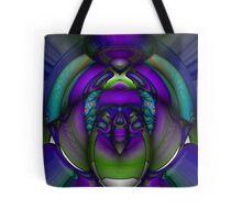 Diosa Lila Tote Bag