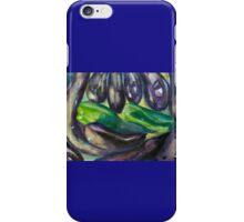 Eggplants Green Peppers iPhone Case/Skin