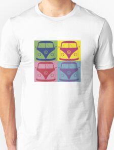 Kombi Retro Shirt Large design T-Shirt