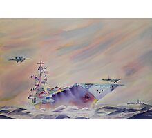 Air Operations - U.S. Navy Photographic Print