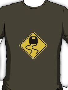 VW Kombi Burnout T-Shirt