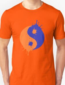 Splatoon Yin and Yang Unisex T-Shirt