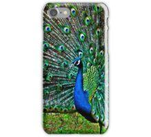 Mr. Peacock iPhone Case/Skin