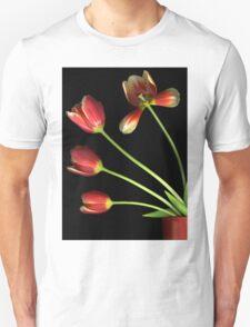 Pot of Tulips Unisex T-Shirt