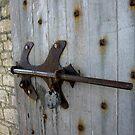 Gates to CharlesFort by Jason Kiely