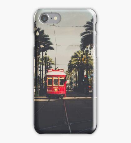 Canal St. iPhone Case/Skin