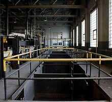 Industrial Power Plant by checooper