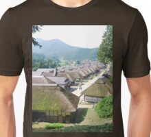 an unbelievable Japan landscape Unisex T-Shirt