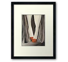Three Clicks, One Wish Framed Print
