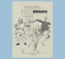 The Zankiwank & the Bletherwitch by Shafto Justin Adair Fitz Gerald art Arthur Rackham 1896 0141 Post Office Kids Tee