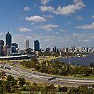 Perth Panorama by Richard Majlinder