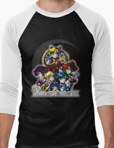 Sailor Moon S Men's Baseball ¾ T-Shirt