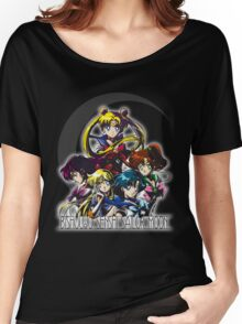 Sailor Moon S Women's Relaxed Fit T-Shirt